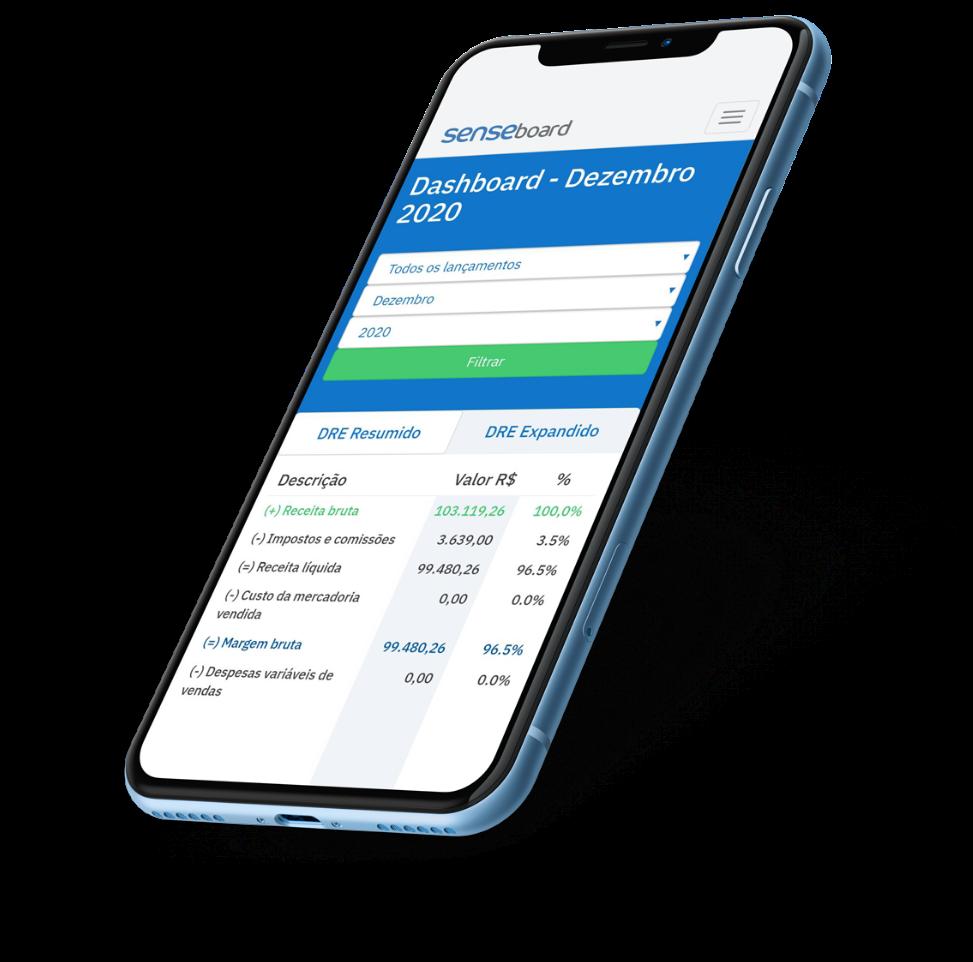 Única plataforma que analisa todos os indicadores financeiros.